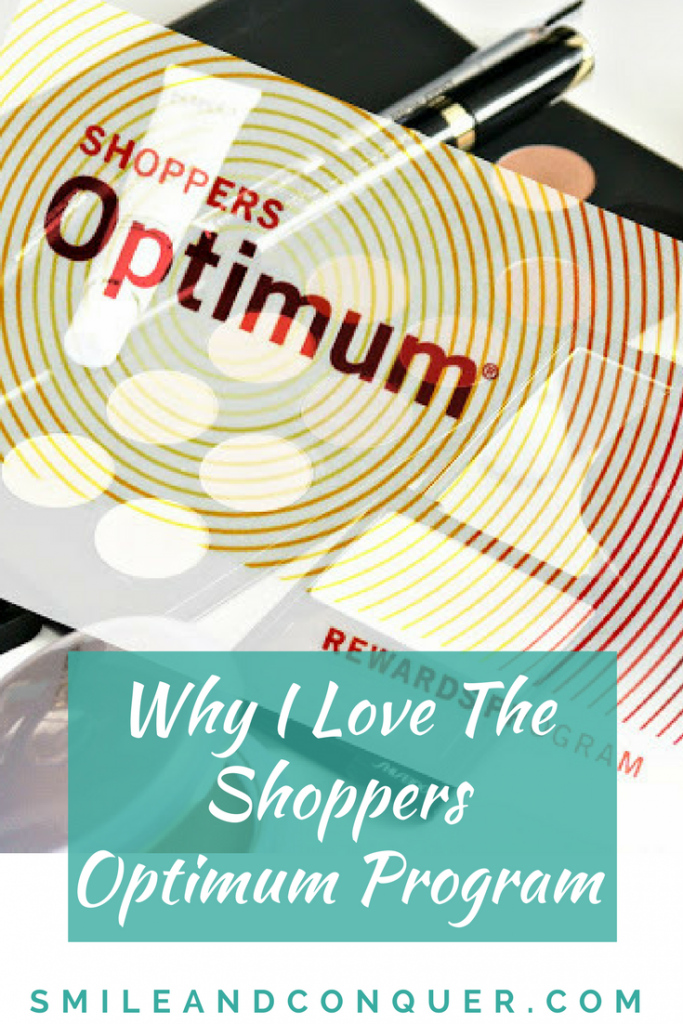 Get Free Stuff with the Shoppers Optimum Program