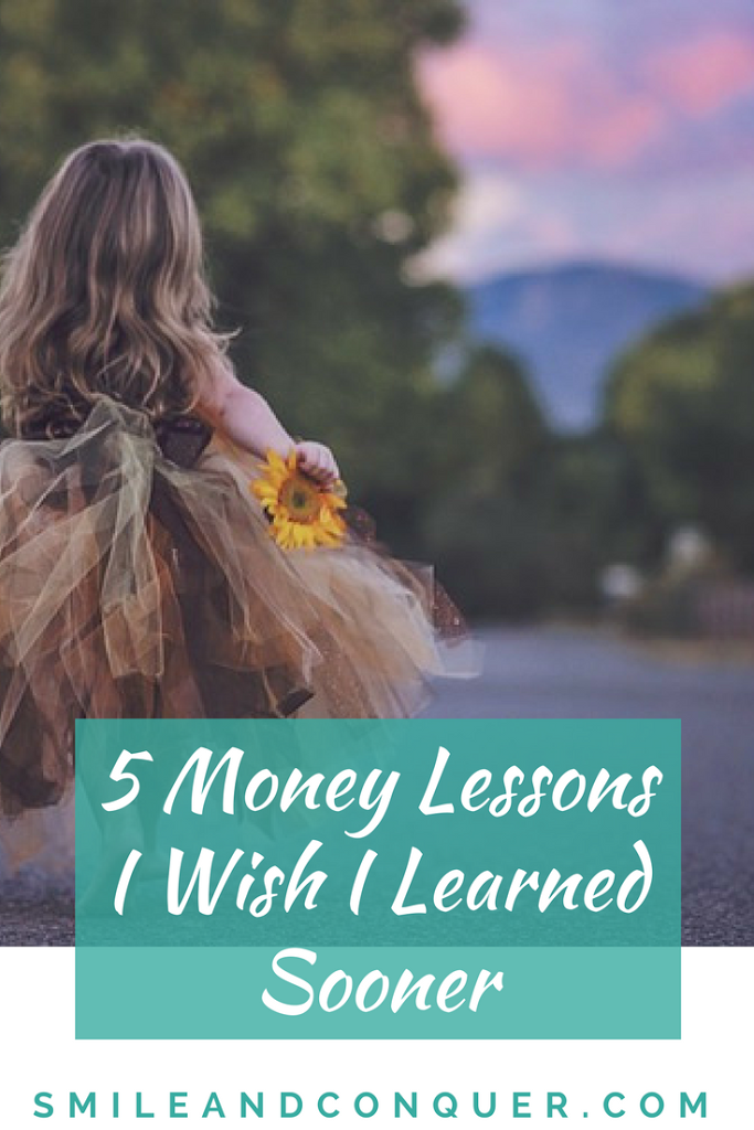 What I Would Teach My Younger Self About Money