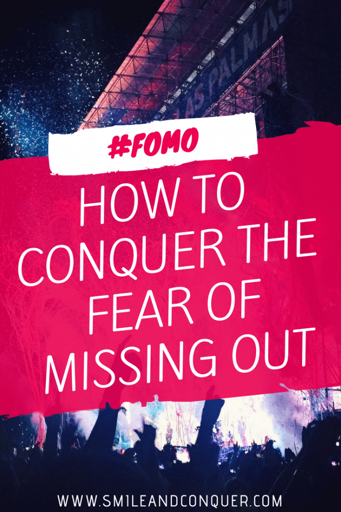 Keeping up with the Joneses is expensive! Find out how to conquer the fear of missing out.