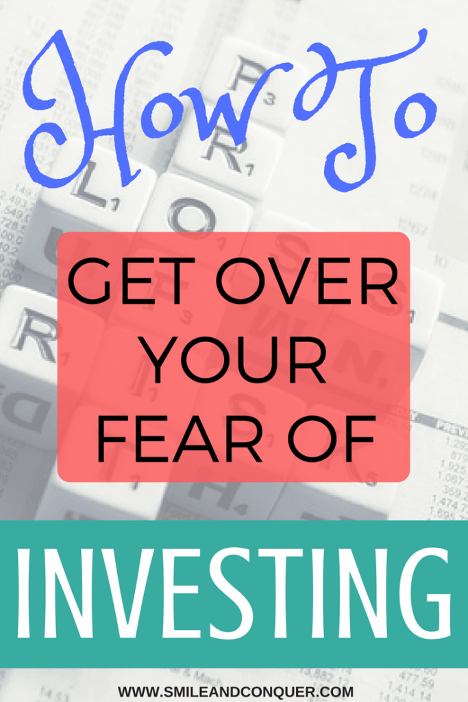 Many millennials are afraid of losing money by investing? Click to find out why you need to overcome that fear.