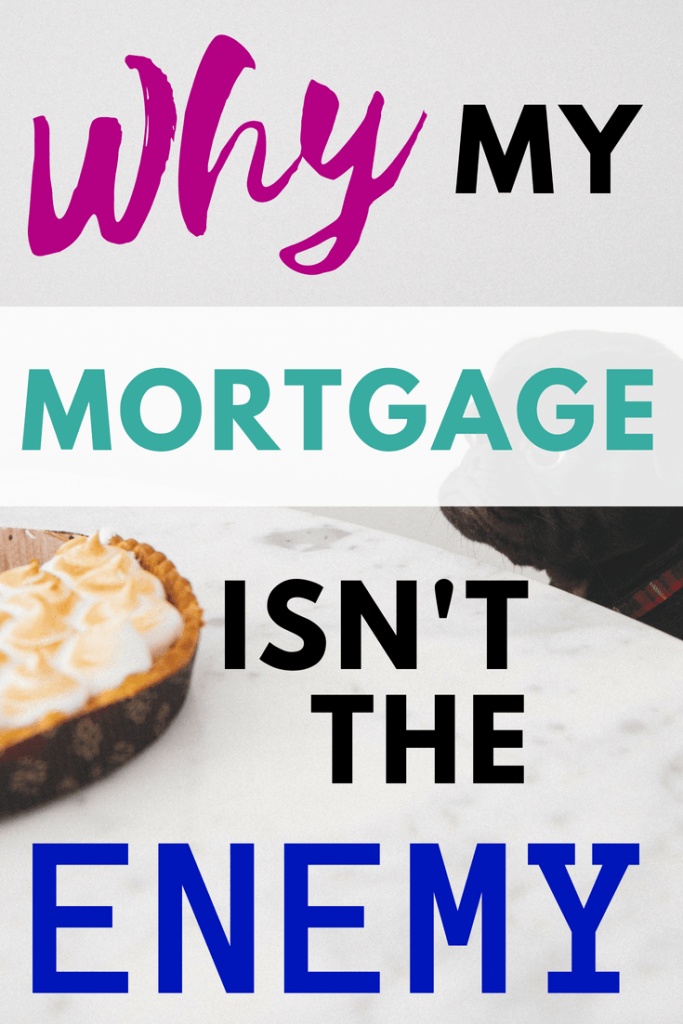 In terms of debt, your mortgage is good debt. Find out why I think that and how you can use it to your advantage.